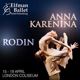 Eifman Ballet - Rodin